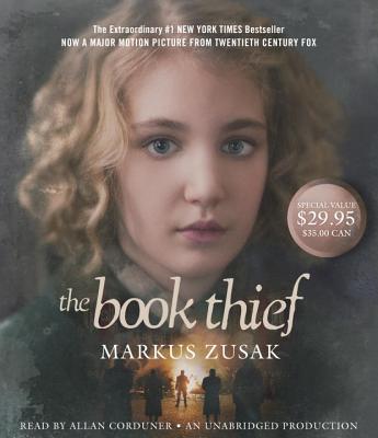 [CD] Book Thief By Zusak, Markus